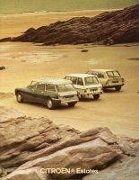 74-9 ANG. Citroën Estates 1975
